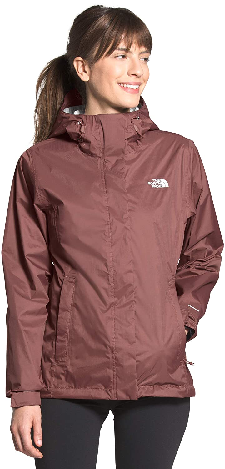 Women's The North Face Venture 2 Jacket in Marron Purple