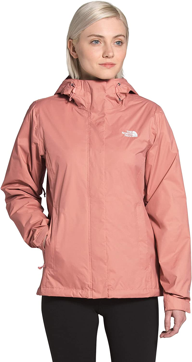 Women's The North Face Venture 2 Jacket in Pink Clay