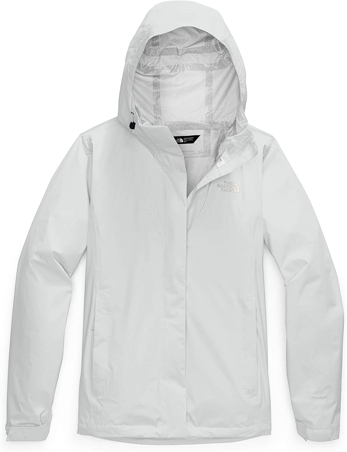 Womens The North Face Venture 2 Jacket Tin Grey