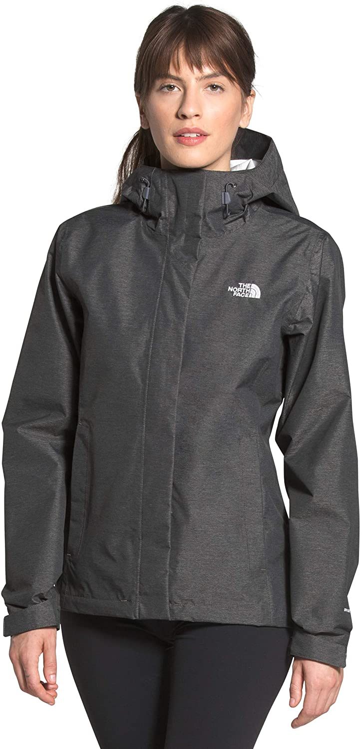 Womens The North Face Venture 2 Jacket Tnf Dark Grey Heather Tnf Dark Grey Heather