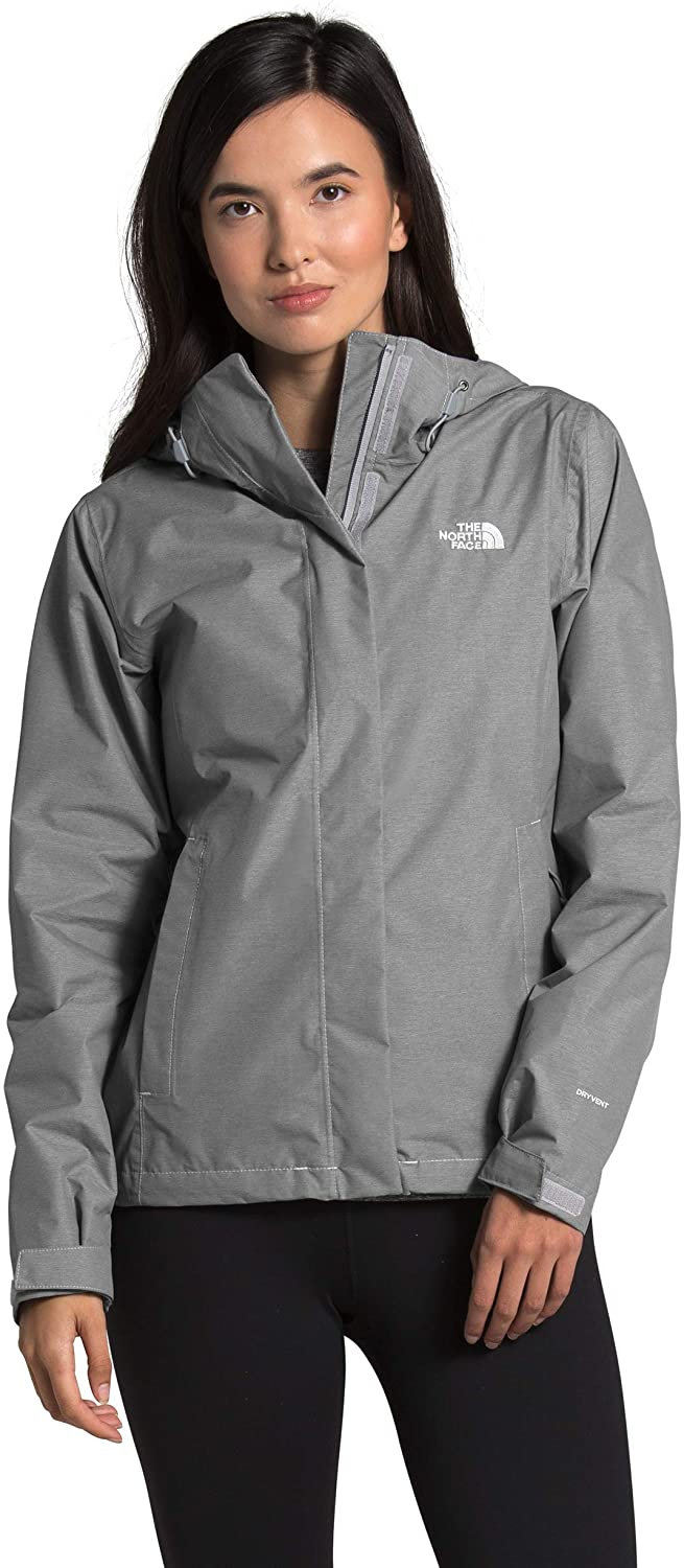 Womens The North Face Venture 2 Jacket Tnf Medium Grey Heather Tnf Medium Grey Heather