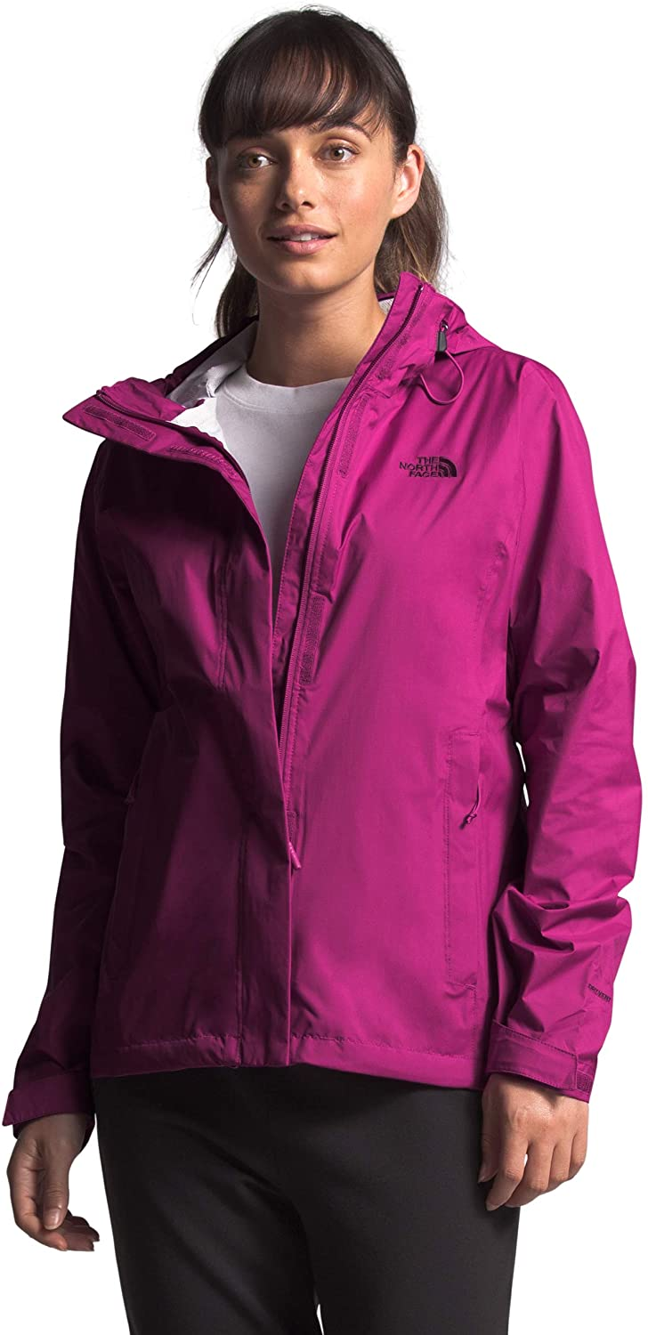Womens The North Face Venture 2 Jacket Wild Aster Purple