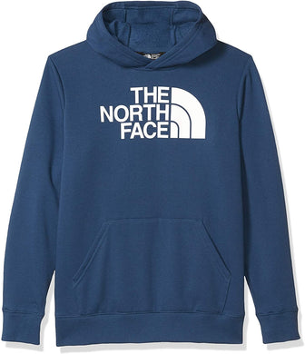 Youth The North Face Logowear Pullover Hoodie Hoodie in Blue Wing Teal