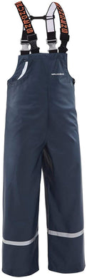 Zenith 117 Bib in Navy color from the front view