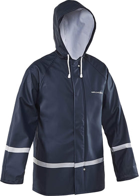 Zenith 282 Jacket in Navy color from the front view