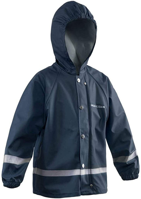Zenith 293 Jacket in Blue color from the front view