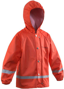 Zenith 293 Jacket in Orange color from the front view