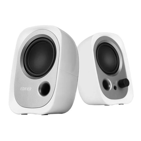 Edifier R12U 2.0 USB Multimedia Speakers - White