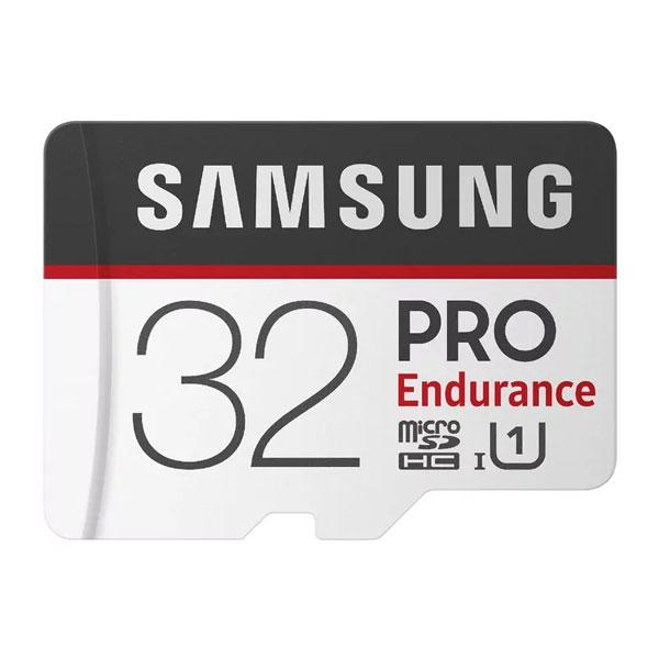 Samsung Pro Endurance Micro SD Card 32GB