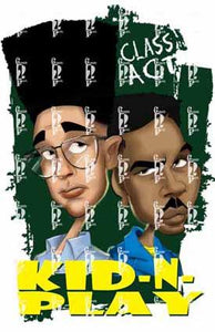 Kid-N-Play PNG PNG File Gemini2face Art E-Store