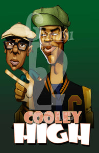 Cooley High PNG PNG File Gemini2face Art E-Store