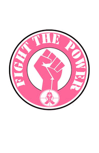 Fight The Power (Cancer) Shirt Gemini2face Art E-Store
