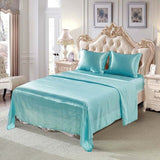 Luxury Plain Fitted Bed Sheet - Ritzier
