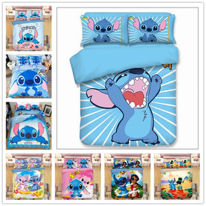 Disney Lilo & Stitch Beeding set with Duvet Cover-Ritzier