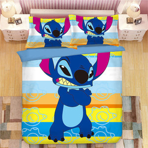 Disney Lilo & Stitch Beeding Set with Duvet Cover - Ritzier