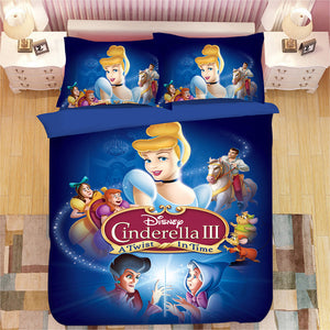 Disney World Comforter Bedding Set With Duvet Cover - Ritzier
