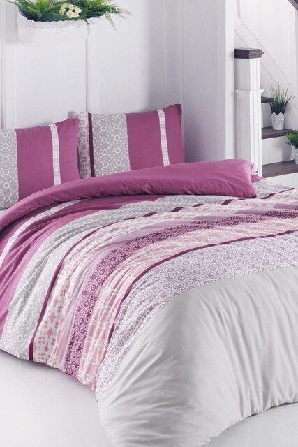 Pretty Plush Princess Bedding Set With Duvet Cover - Ritzier