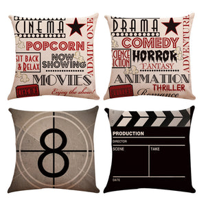 Movie Night Soft Pillows - Ritzier