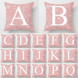 ABC Letter Soft Cushion Pillow - Ritzier
