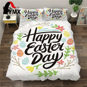 Happy Easter Day Comforter Set - Ritzier
