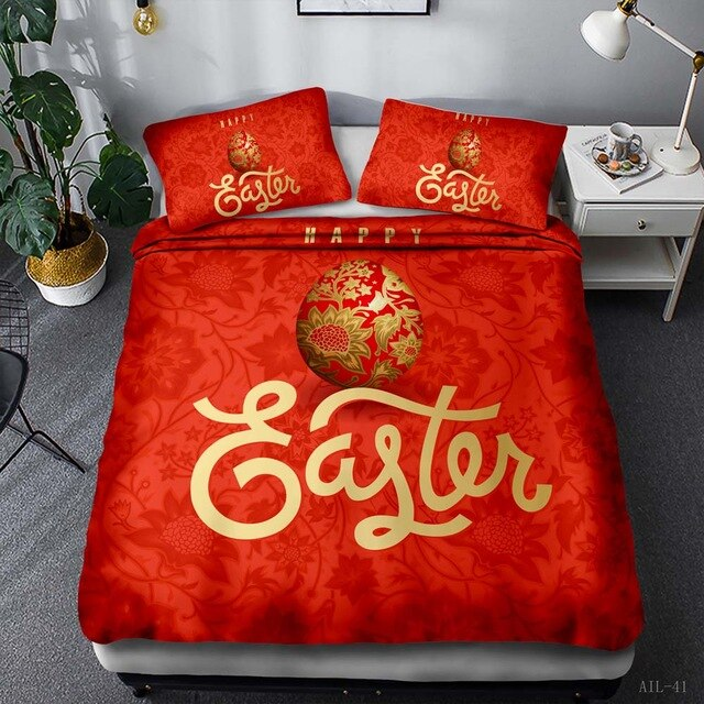 Traditional Easter Comforter Set - Ritzier