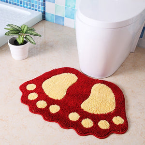 Little Bear Bathroom Mat