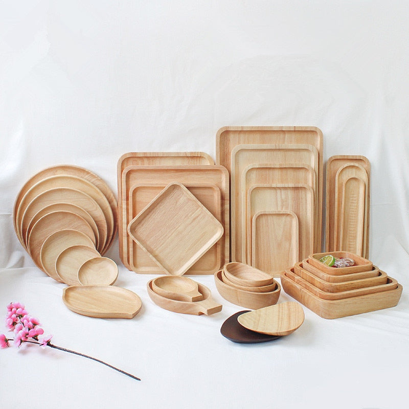 Good Wood Serving Set