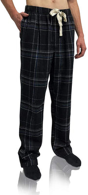 Men's Flannel Lounge Pajama Pants