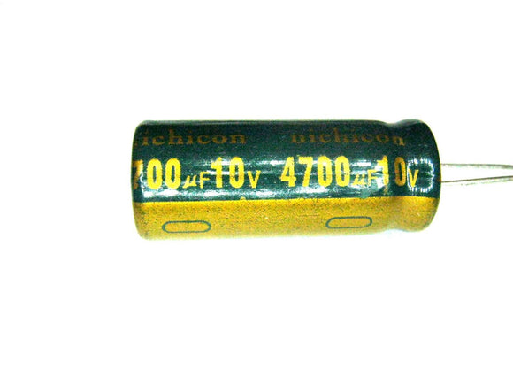 4700uF 10v Protection Capacitor