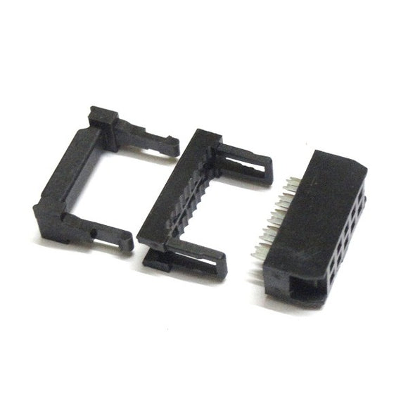 10 PIN IDC-ICSP FEMALE CONNECTOR