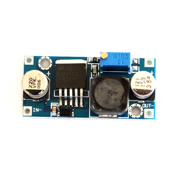 3~40V to DC 1.5~35V  Step Down Converter Module LM2593