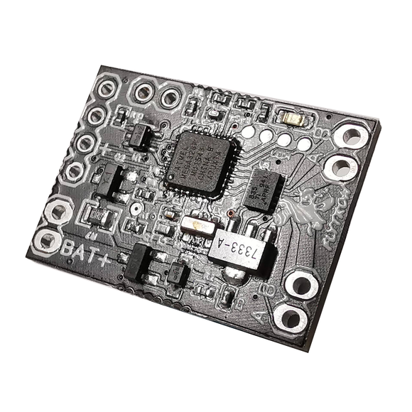 TinyDrive v1 - SBUS/PPM 1.5A Dual Motor Controller