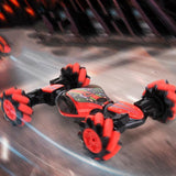 Intelligent Remote Controlled Stunt Car