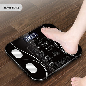 Body Fat Scale & Health Analysis