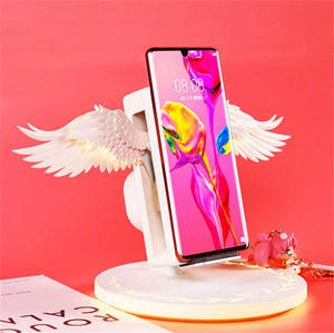 Angel Wings Wireless Fast Charger