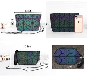 Holographic Shoulder Bag
