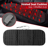 Car Back Seat Heated Cover