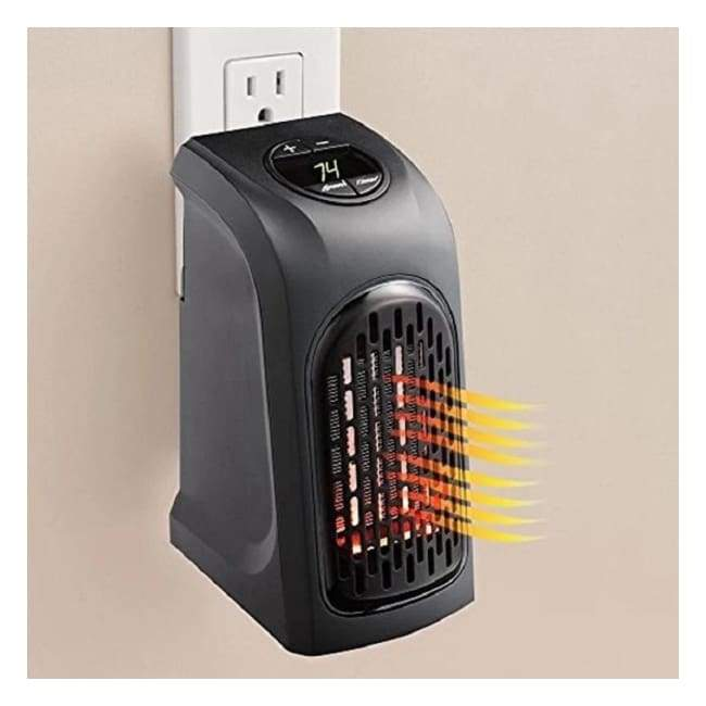 Portable Plug-In Electric Heater