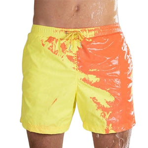 Color Changing Swimming Trunks
