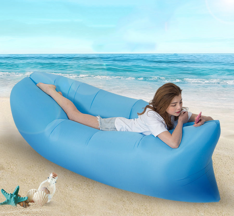 Inflatable Travel Lounge Bed