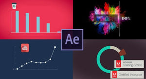 Course Adobe After Effects CC – Motion Graphics Design & VFX