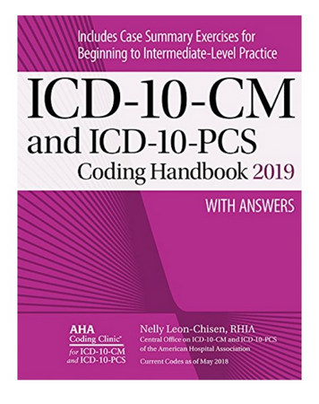 ICD 10 CM andI CD 10 PCS-Codin By Nelly Leon Chisen - Ebook -Pdf - Electronic Book