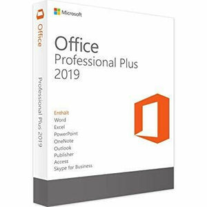 Microsoft Office Pro Plus 2019 Genuine Licence Key Instant Delivery