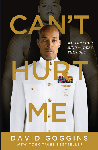 Can't hurt me master your mind by david goggins- Ebook -Pdf - Electronic Book