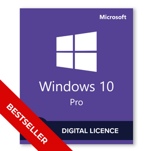 Windows 10 Pro Professional Genuine Licence Key Instant Delivery