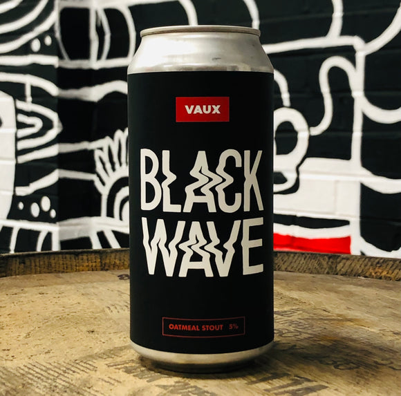 Black Wave 440ml can