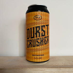 Durst Crusher 440ml can