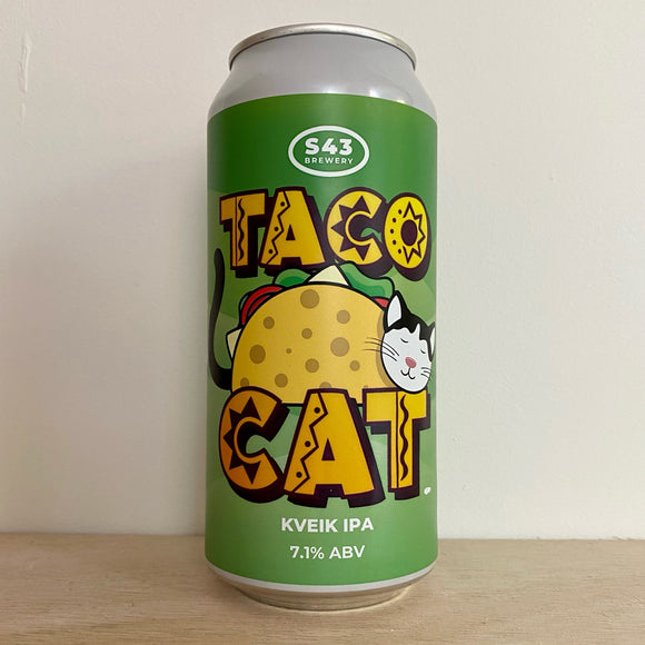 Taco Cat 440ml can