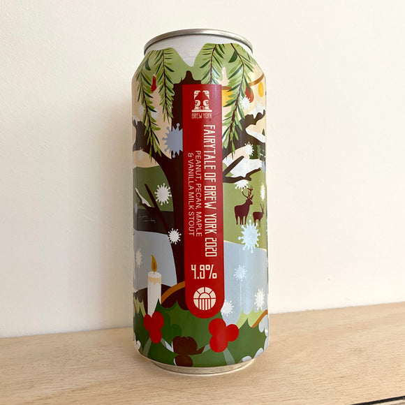 Fairytale of Brew York 2020 440ml can